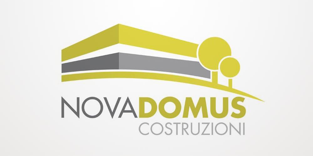 urso creazione logo nova domus