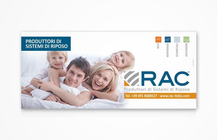 rac sistemi di riposo advertising
