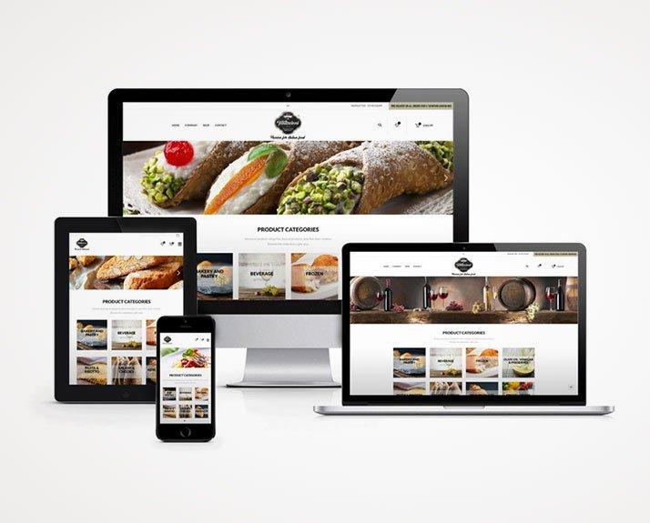 Realizzazione sito e-commerce - Tentazioni-UK