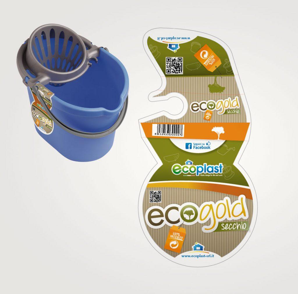 etichetta ecogold