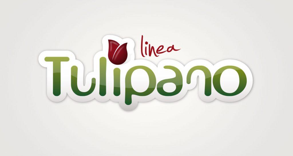 ideazione e realizzazione logo marchio per linea di prodotto complementi per la tavola in plastica per conto di Ecoplast Sicilia italia